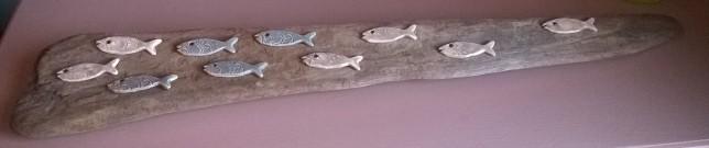 sardines et bois flotté